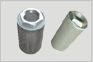 Air filter for side channel blowers