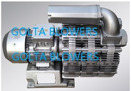 blowers for wastewater treatment