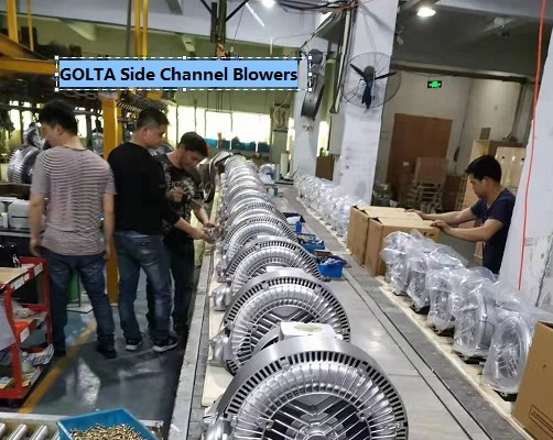 Side Channel Blowers for sales